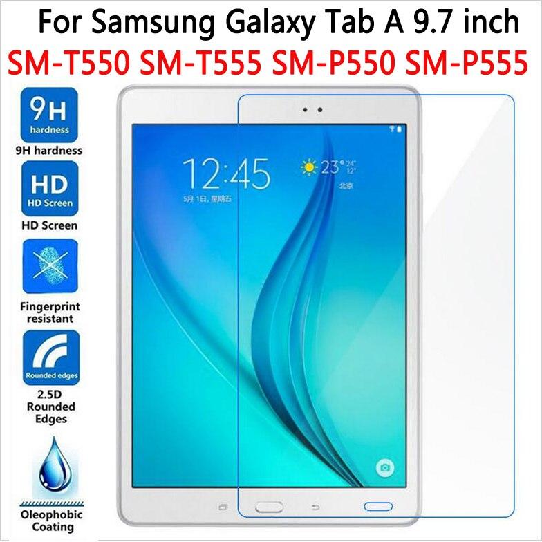 Для Samung Galaxy Tab A6 A7 A 7,0 8,0 9,7 10,1 10,5 10,4 T290 T380 T500 T550 T510 T580 T585 P580 защита для экрана из закаленного стекла-4
