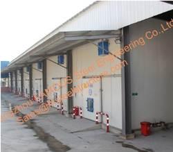 Блок установки холодной комнаты поставляет и устанавливает с охлаждая компрессором и блоком конденсатора Охлаждение Китай