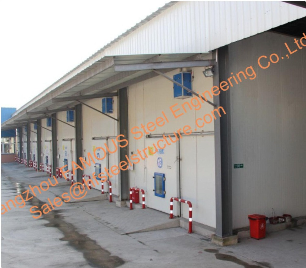 Cold Room Facility Supply And Install With Cooling Compressor And Condenser BITZER Refrigeration Unit China