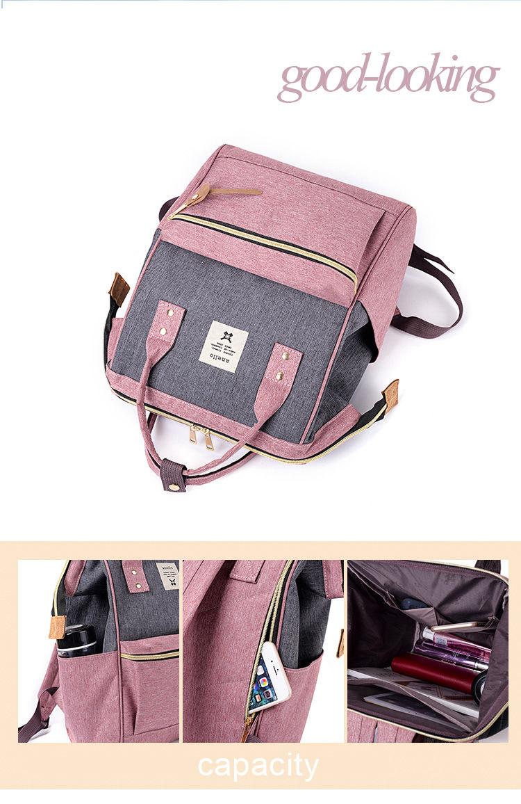 HTB1IqZLPMHqK1RjSZFEq6AGMXXa3 2019 Korean Style oxford Backpack Women plecak na laptopa damski mochila para adolescentes school bags for teenage girls