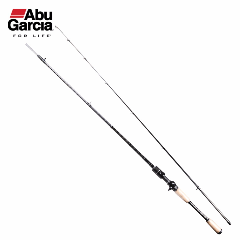 100% Original Abu Garcia Hornet Remington HNC-672M Casting Rod 2.01m Carbon Baitcasting Fishing Rods with 3/16-3/4oz Lure Rating 100% original abu garcia brand ambassadeur ambc702h casting rod 2 14m carbon baitcasting fishing rods h power rod for snakehead