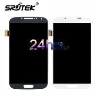 SRJTEK 5 0 Super AMOLED LCD For SAMSUNG Galaxy S4 LCD Display GT I9505 I9500 I9505