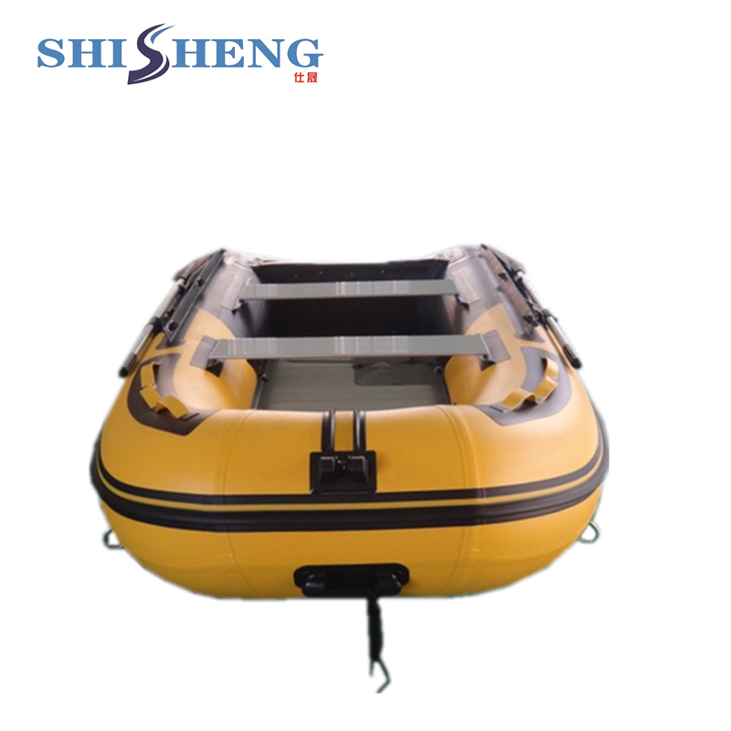 Parduodamas didelės spartos pripučiamas nešiojamasis kateris - Vandens sportas - Nuotrauka 5