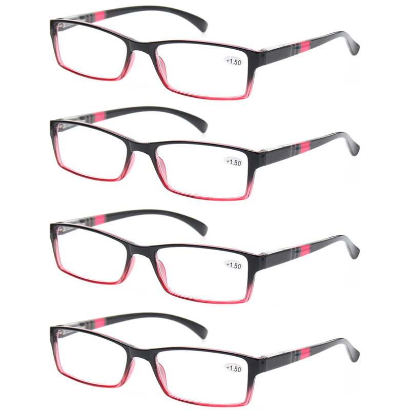 Lesebrille Mode Metall Halbrahmen Brille Retro Runde Rahmen Männer - Bekleidungszubehör - Foto 3