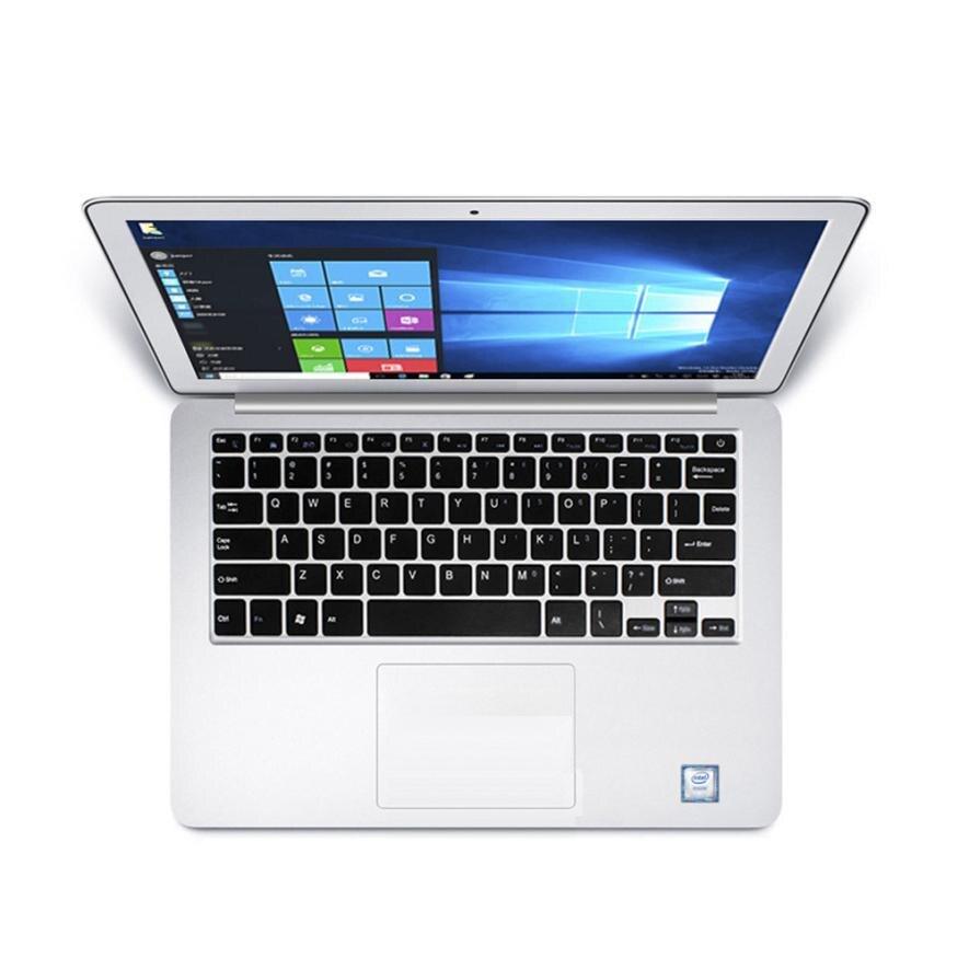 все цены на New Ultra-thin Dual-Core Laptop 13.3'' Screen Display 1920*1080pixel 6G+64G Windows10 18Jun21 F онлайн