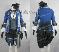 Black Butler ciel Phantomhive knight Cosplay Costumes