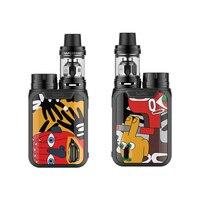 New Color Vaporesso SWAG Kit 80W Electronic Cigarette Kits With Vaporesso Swag Mod NRG SE NRG SE Mini Tank E-cig Vape Kit 3