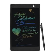 9.7inch Portable Colorful LCD Writing Drawing Board Tablet Pad Notepad Electronic Graphics Digital Handwriting with stylus pen