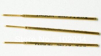 100PCS/LOT 100% ORIGINAL INGUN  GKS-075-201-064 GKS-075 201 064 A 2000 Spring Test Probe Pogo Pin made in Germany