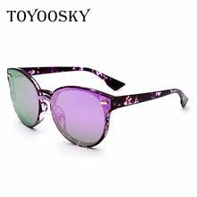 TOYOOSKY Classic Fashion Polarized Sunglasses Men Women Eyewear Accessories colorful plastic sun glasses lunettes de vue femme