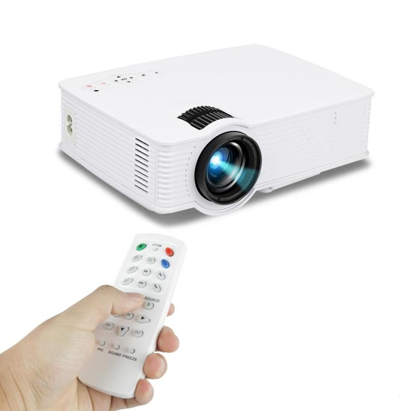 Poner Saund GP-9 Portable mini Projector LED 2000 Lumens Home Theater Full HD 3D Support 1080p HDMI/USB/SD/AV projetor Proyect tv home theater led projector support full hd 1080p video media player hdmi lcd beamer x7 mini projector 1000 lumens