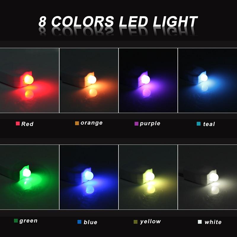 Luzes da Noite lâmpada de iluminação decoração Application 4 : Motion Sensor Led Toilet Light