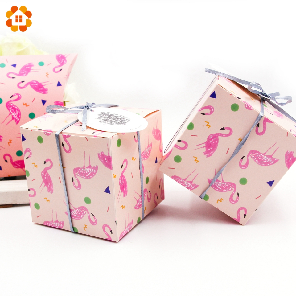 50pcs/lot Organza Candy Box Wedding Gift for Guests Jewelry Bag ...