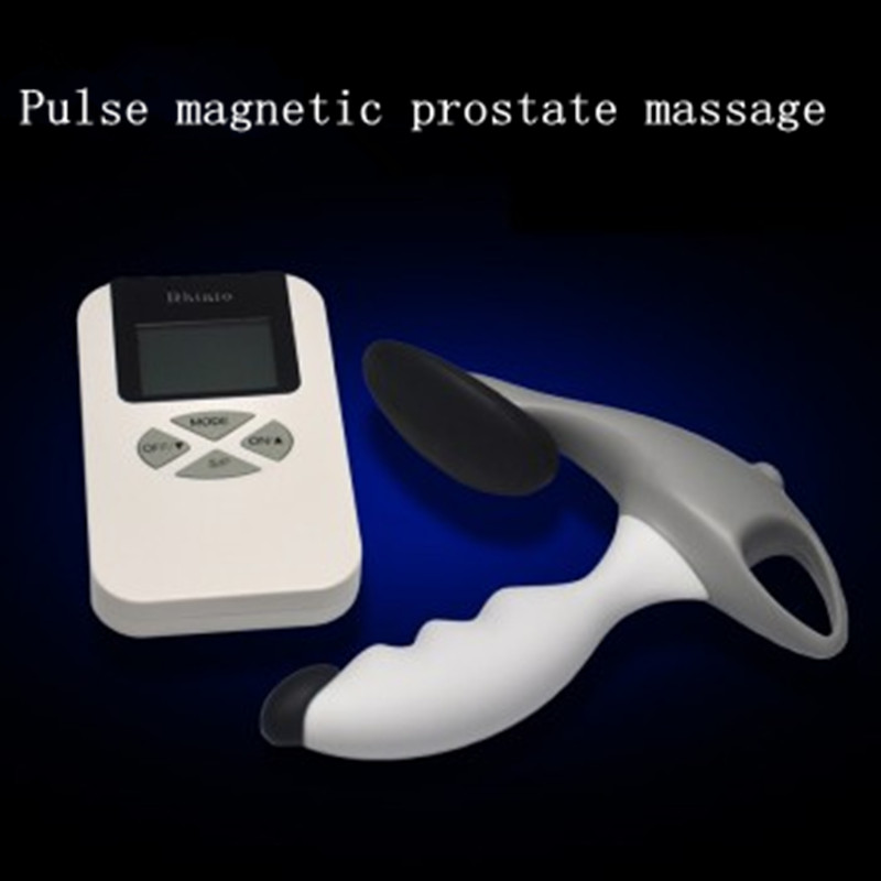 Pulse Shock For Male Anal Toys Best Prostate Massager Men -7801