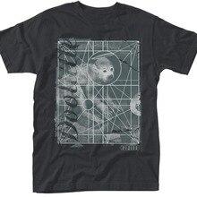 Fashion T Shirts  Zomer Men O-Neck Short-Sleeve Pixies Doolittle