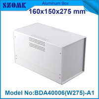 1 Piece Cnc Controller Enclosure Outdoor Stainless Steel Cabinet Plastic Box For Pcb Electronics 149x159x275 Mm