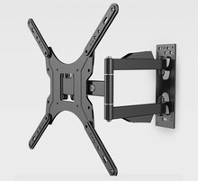 Loctek 26- 47 Inch Full Movement TV Wall Mount With Extension Arm Max. Loading 25kgs Max. VESA 400*400mm
