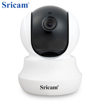Sricam SP020 HD 720P Mini Wifi IP Camera Wireless P2P Baby Monitor H 264 Home Mobile