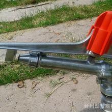 """1,"""" DN40 цинковый сплав 360 зубчатый привод водяной пистолет-распылитель 360 регулируемый угол распылитель сопла сельскохозяйственный полевой Спринклер"""