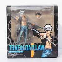 One Piece Dead Or Live Trafalgar Law PVC Action Figure Toys 6 15cm Kunai