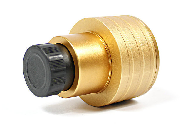 Optical zoom phone telescope camera lens unboxing test