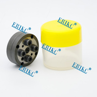 ERIKC diesel engine parts C 9 control valve and pressure regulating valve for cat common rail diesel injector