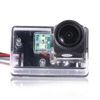 Camera 170 Degree car reverse parking camera for Peugeot 206 207 306 307 308 406 407 5008 Partner