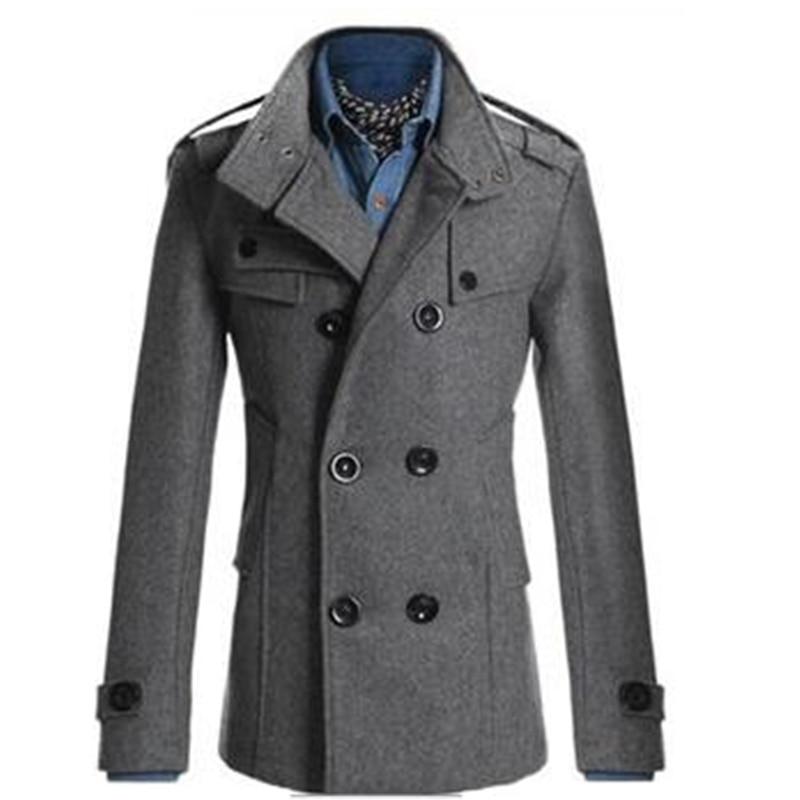 Online Get Cheap Mens Wool Military Jacket -Aliexpress.com ...