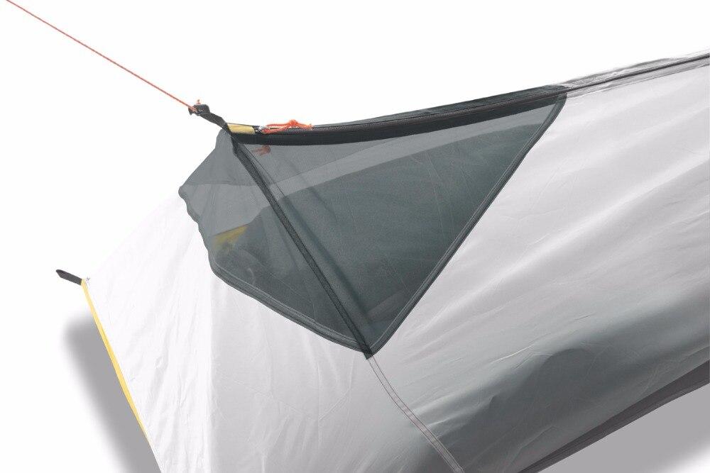 260g ultraleve barraca de acampamento ao ar