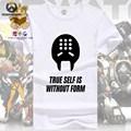 Popular juego de caracteres Zenyatta caliente juego de caracteres camiseta hombres camiseta para el novio AC114