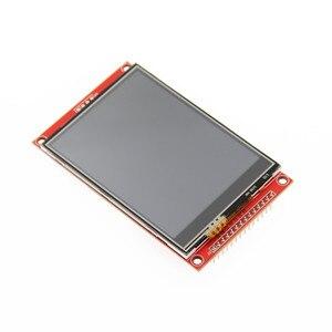 Image 2 - 3.2 inch 320*240 SPI Nối Tiếp TFT LCD Module Hiển Thị Màn Hình với Bảng Điều Khiển Cảm Ứng IC Điều Khiển ILI9341 cho MCU