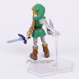 Image 3 - Link A Link Between Worlds Figma EX 032 / Figma 284  PVC Action Figure Collectible Model Toy 2 Types