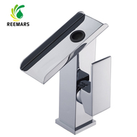Full Copper Basin Faucet Hot And Cold Single Hole Bathroom Bathroom Wash Basin Faucet Wash Basin