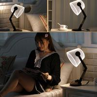 Creative 3D Butterfly LED Night Light Home Bedroom Living Room Desk Table Lamp Decor Gift