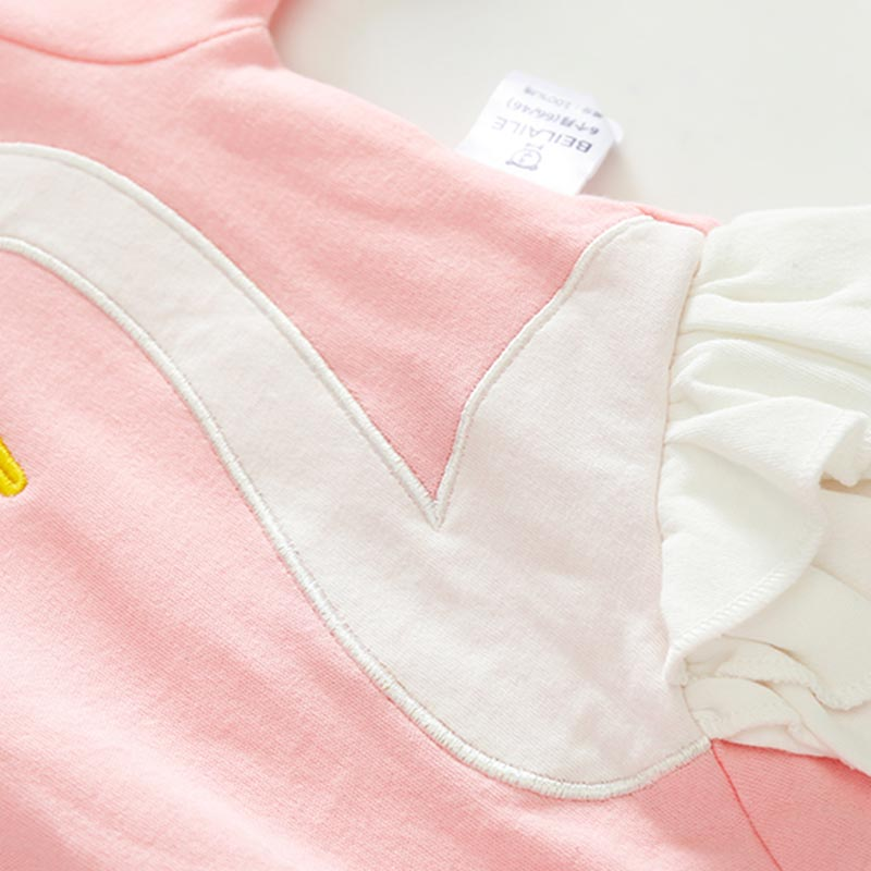 309b8842b413 Baby Rompers Spring Autumn Cartoon Baby Clothes Cotton Long Sleeve Kids  Jumpsuits Boys Girls Rompers Outfits Baby Girls Clothes Tags