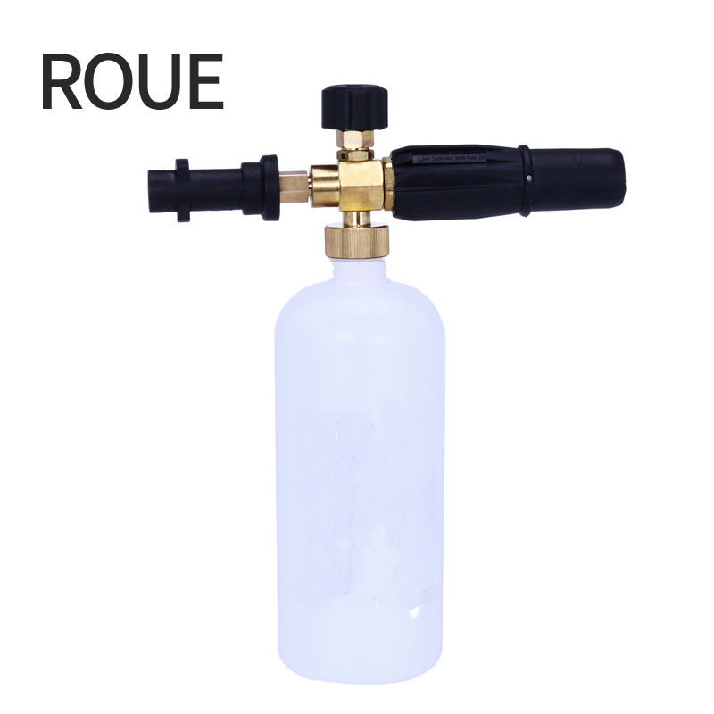 ROUE Brand with High Quality Foam Gun for Karcher K2- K7 Snow Foam Lance for Karcher K Series pressure washer Karcher mjjc brand foam lance for karcher 5 units package free shipping 2017 with high quality automobiles accessory