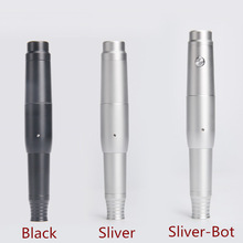 Motor Swiss rotary hand piece micro jarum aluminium pintar digital eyebrow lip ttoo permanent makeup machine