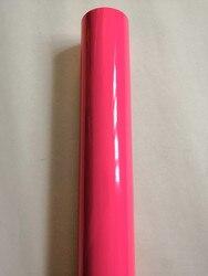 Licht rosa farbe pigment folie X007 heißer stanzen auf papier oder kunststoff 64 cm x 120 m