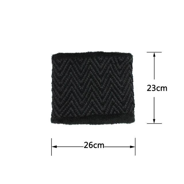 Bonnet dhiver en laine tricoté pour hommes et femmes   Bonnet écharpe, Bonnet avec cagoule, Bonnet en fourrure, F18035