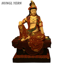 58cm chinese style Guanyin Buddha statue Custom Sculpture Guan yin Statues for decoration