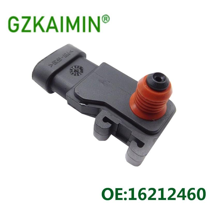 16212460 8162124600 Manifold Absolute Pressure MAP Sensor For BUICK GMC ISUZU