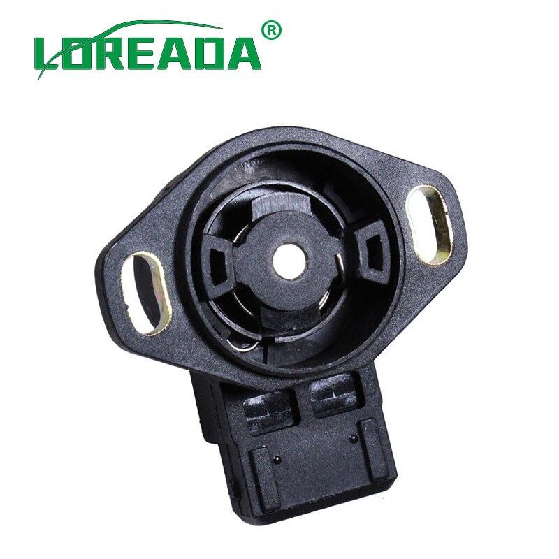 Throttle Position Sensor TPS 35102-33005 3510232900 3510233000 Fits For Hyundai Excel 1.5L GALLOPER Scoupe Elantra 92-95 Sonata