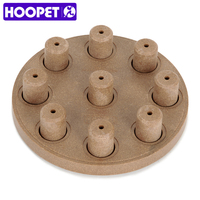 HOOPET Pet Dog Intelligence Toys Educational Puzzle Toy IQ Intelligence Training Interactive Toys Spinner Feeder Game
