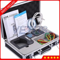 ETCR7300 3 phase power meter analyzer with Large Caliber 80mm*80mm digital clamp ammeter ac voltmeter