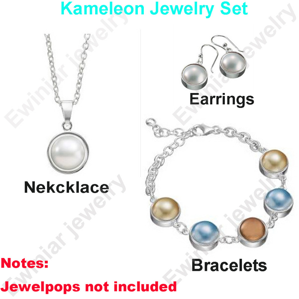 Jewelry Set DIY Charm...
