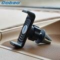 Cobao установленных на Транспортных средствах мобильных стенты выходе автомобиля автомобильной кондиционер рот регулируемый вращающийся крепление для iPhone6s7plus