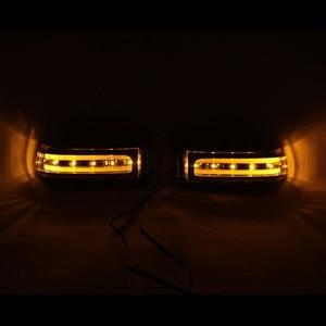Зеркало заднего вида с поворотным сигналом, для Toyota Vanguard VOXY RAV4, высокочастотный, Estima Alphard, ноя Previa VELLFIRE 20 Fortuner
