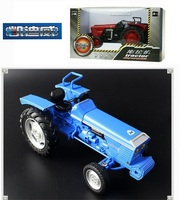1 18 Alloy Tractor Model Farm Machinery Simulation Boy Children Gifts Agricultural Toy Car