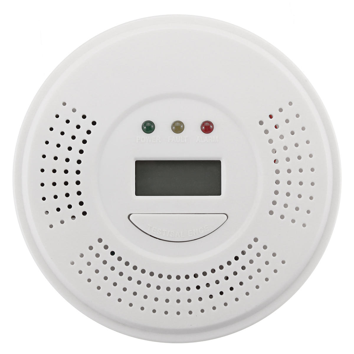 Audio Rilevatore di Monossido Di Carbonio CO Avvelenamento Da Gas di Fumo del Fuoco Allarme di Avvertimento Monitor del Sensore di Cucina di Casa