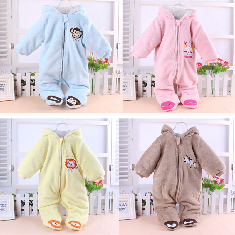 2015 Hot Fashion Newborn One-Piece Baby Boy Clothes Kids Long Sleeve Winter Baby Rompers Infant Jumpsuit Clothing Sets baby rompers newborn infant clothing 2016 brand baby boy girl long sleeve one piece romper bamboo leaves toddler jumpsuit